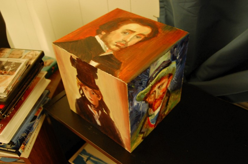 Copy of Master Artists' Self-Portraits