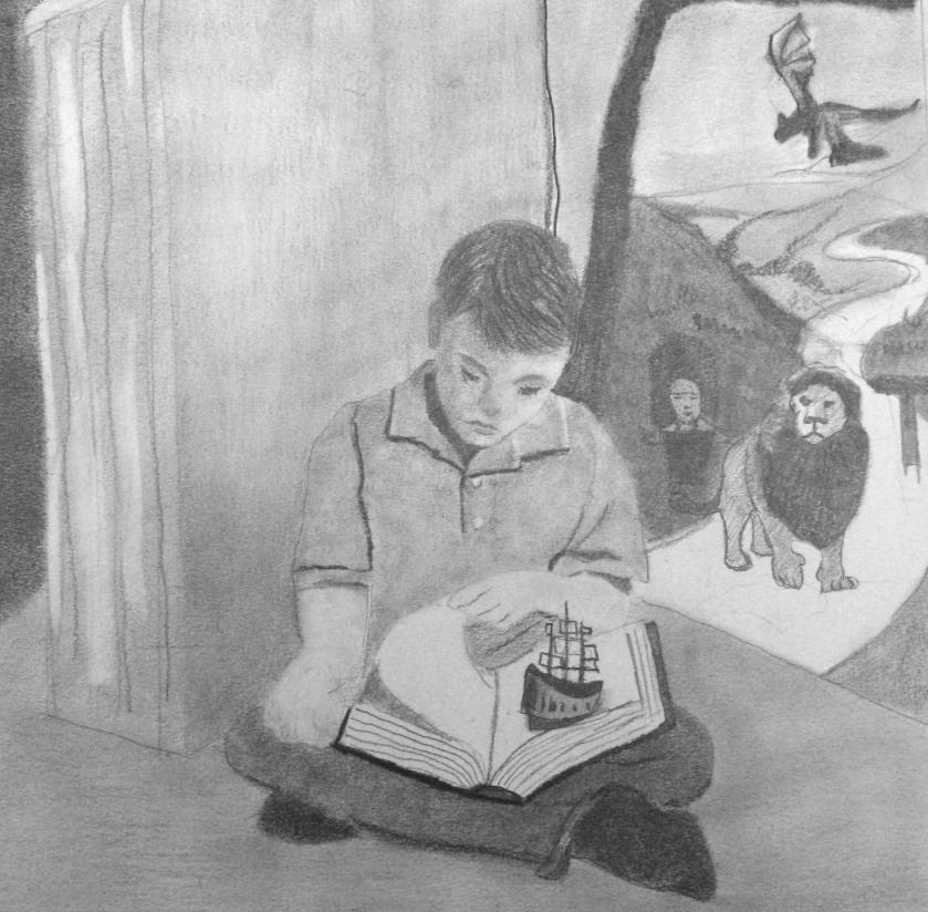 wild-imaginings-three-value-sketch