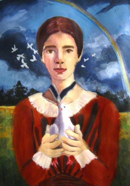 "Emily Dickinson, ""Hope"""