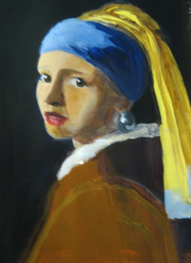 Vermeer Copy Secondary Color Lay in