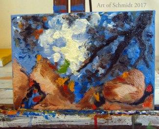 Monet inspired Creek