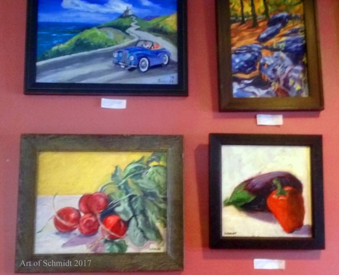 Bollinger's Art Exhibit 2