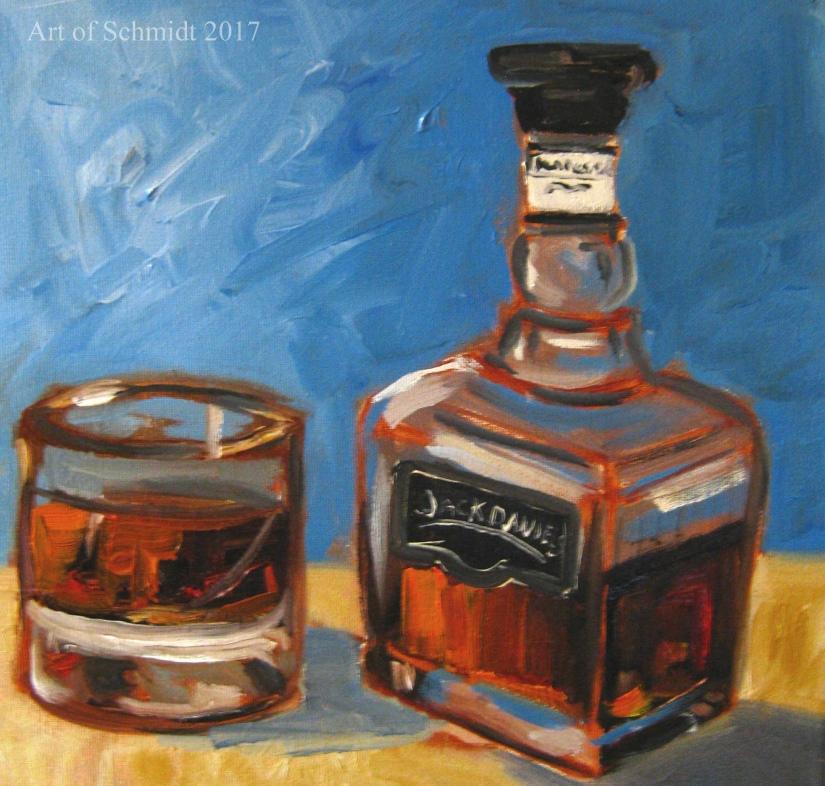 Jack Daniels,flat
