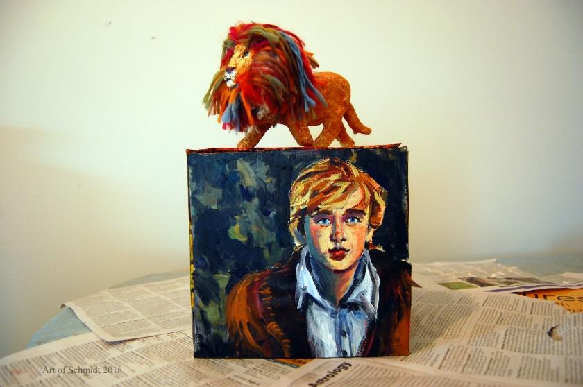 Narnia box 4, flat