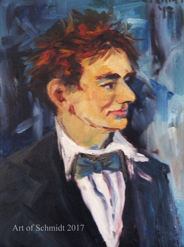 Abraham Lincoln After portrait