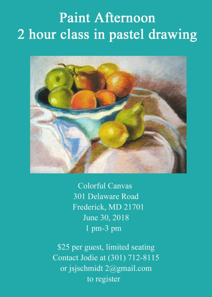 Revised Paint Night Flyer, final