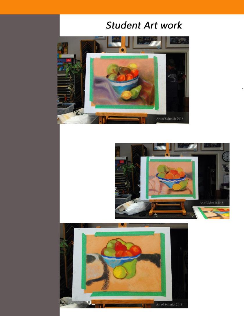 Art of Schmidt, June 2018, page 3, flat