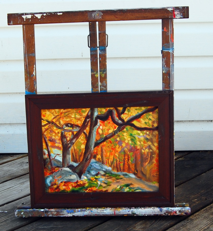 Catoctin Park with frame