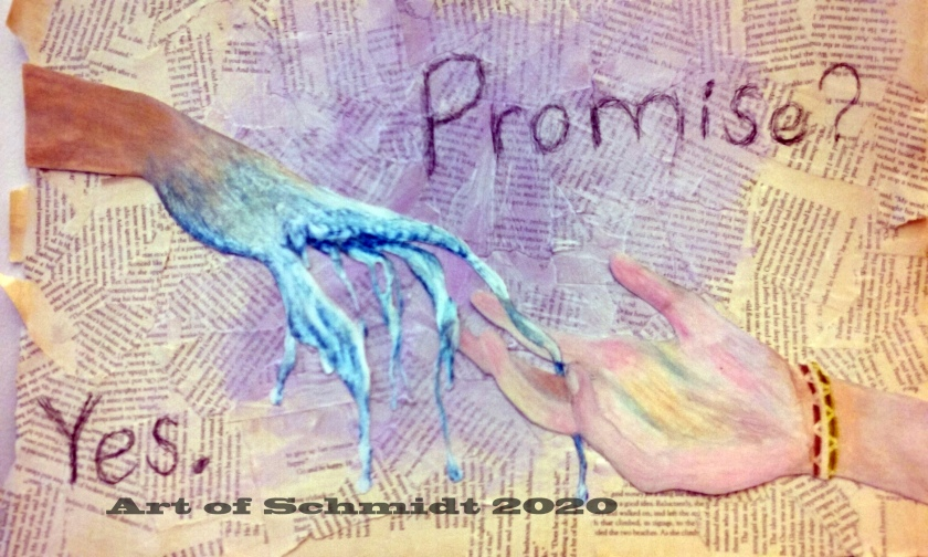 promise, with watermark